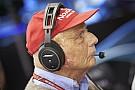 Lauda: Verstappen'in sorunu yaşla değil zekâyla alakalı