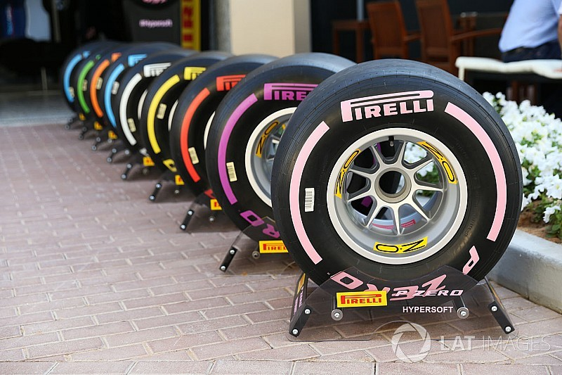 Why Pirelli hopes a wider tyre range will improve F1
