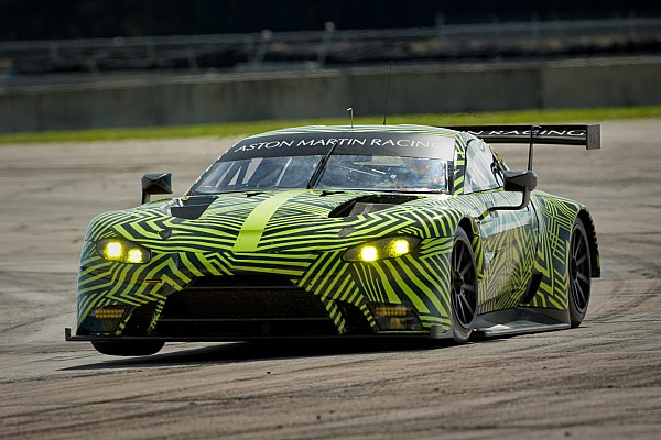WEC Breaking news Turner: 2018/19 no learning season for Aston Martin