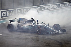 Formule 1 Statistiques Stats - Bottas, le Hat Trick en bouquet final