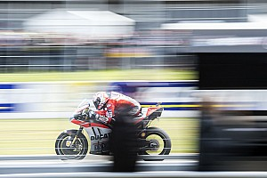 MotoGP Antrenman raporu Malezya MotoGP 1. Antrenman: Dovizioso son anda lider!
