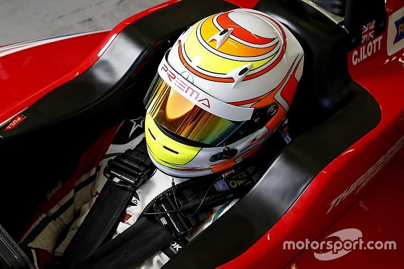 فورمولا 3: إيلوت ينطلق أوّلًا في السباق الافتتاحي لجولة بو