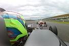 Other open wheel Mengemudikan mobil Formula Masters bersama Keanon Santoso