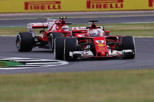 F1 2017: Die Qualifying-Duelle beim GP Großbritannien in Silverstone