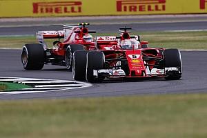 Formule 1 Resultaten Grand Prix van Groot-Brittannië: De onderlinge kwalificatieduels