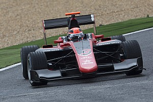 GP3 Testing report Mercedes junior Russell tops Day 1 of GP3 testing