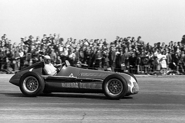 Галерея: 67 років тому стартував перший чемпіонат Ф1