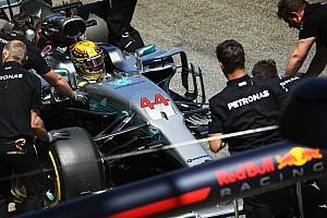 Forma-1 BRÉKING A Mercedest meglepte Vettel: lehet egy titkos időmérős