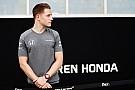 Vandoorne cree que el difícil año de McLaren es muy bueno para su aprendizaje