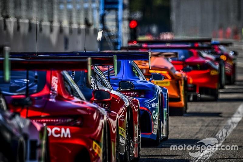 Pole para Ferrari en la carrera de Monza de las Blancpain