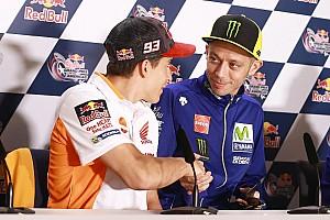 MotoGP Важливі новини Россі: Битва Маркеса і Маверіка? Сподіваюся, з ними боротимусь я