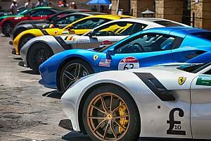 Automotive Breaking news Ferrari owners celebrate the brand at Cavalcade 2017