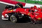 Ferrari, más agresiva con su elección de neumáticos para Silverstone