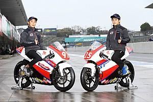 Other bike 速報ニュース SRS-Motoは國井と中島がスカラシップ獲得、世界狙うライダーへ一歩