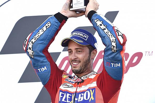 MotoGP MotoGP-Titelrivalen zweifelten vor Silverstone-Sieg an Dovizioso