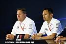 Formel 1 Ende mit McLaren für Honda eine
