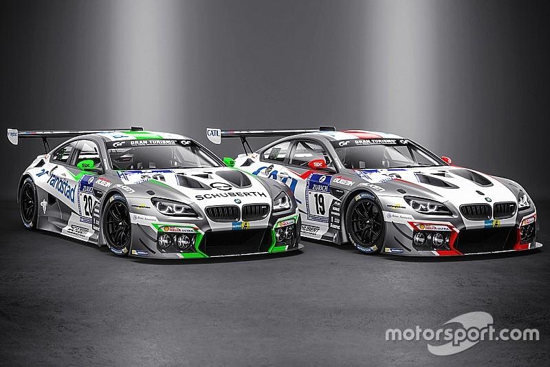 Schubert Motorsport zeigt Design für 24h Nürburgring 2017