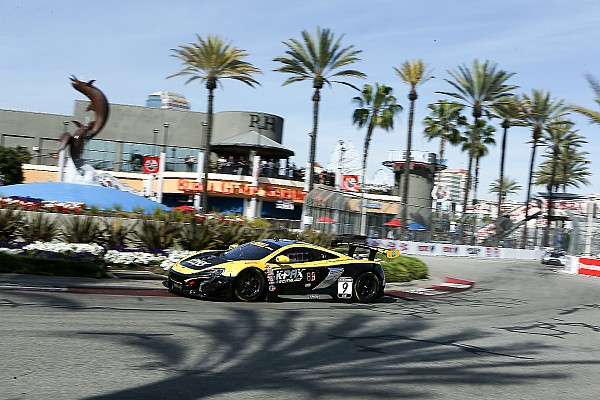 PWC Parente puts McLaren on pole at Long Beach