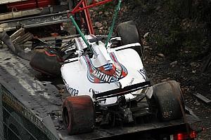 Formel 1 News Nach Crash bei F1 in Spa: Felipe Massa muss sein Chassis wechseln