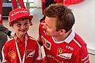 L'histoire du fan de Ferrari impossible sous Ecclestone, selon Carey