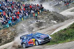 WRC Leg звіт Ралі Португалії: Ож'є дотискає суперників
