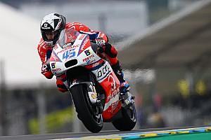 MotoGP Репортаж з практики Гран Прі Франції: Реддінг виграв третю практику