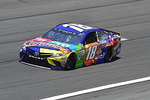 NASCAR Cup Relato da corrida Kyle Busch aparece no fim e conquista vitória inédita