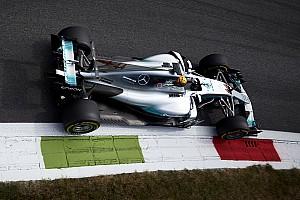 Formel 1 Rennbericht Formel 1 2017 in Monza: Mercedes-Doppelschlag im Ferrari-Land