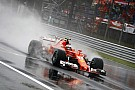 В Pirelli объяснили, почему гонщикам так сложно в дождь в Монце