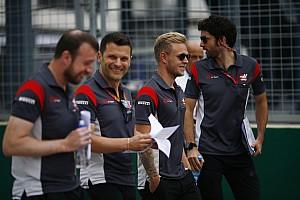 Формула 1 Новость Haas использует споттеров в квалификации в Баку
