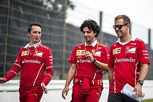 Formule 1 Actualités Vettel: