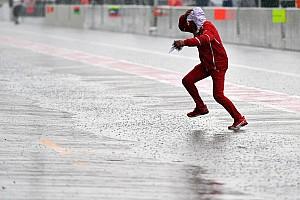 Formel-1-Wetter Melbourne: Regen beim Australien-GP möglich