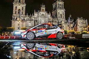 WRC News WRC in Mexiko: