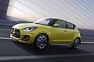 Automotive Suzuki Swift Sport 2018: prueba de un auténtico (y pequeño) deportivo