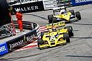 Желтая история. Юбилей Renault в Ф1 отметили ретро-заездами