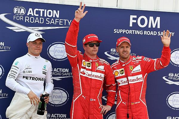 F1 摩纳哥大奖赛排位赛:莱科宁2008年后首次摘杆位,汉密尔顿Q2出局