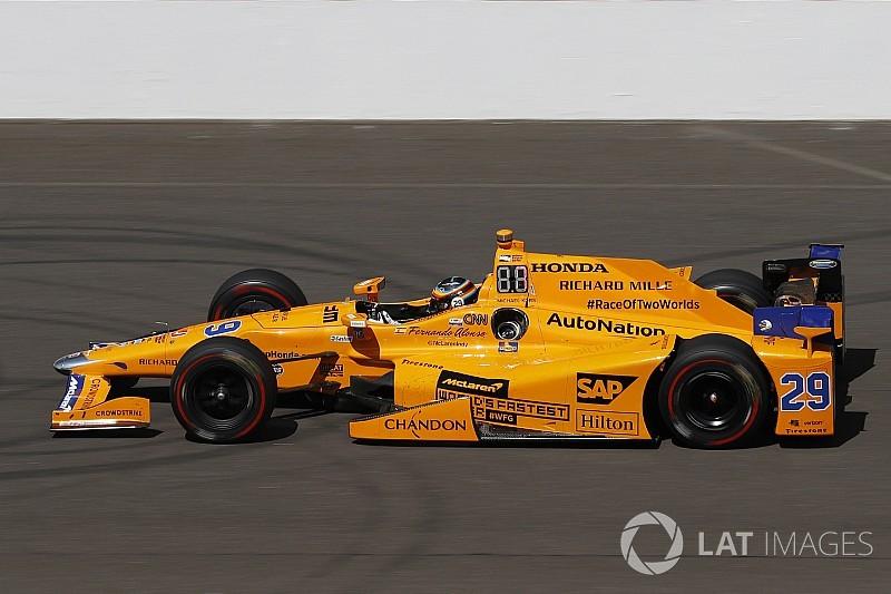 McLaren 2018'de