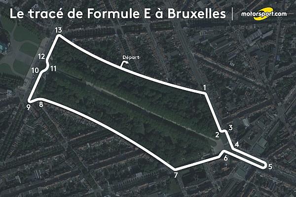Formule E L'ePrix de Bruxelles dépend du choix d'un circuit