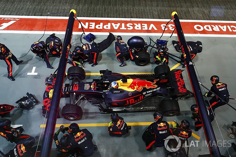 Red Bull gasta mais de R$ 800 mi na F1 em 2016