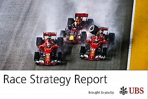 James Allen, en su informe UBS, analiza la estrategia del GP de Singapur
