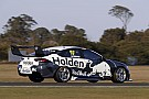 Supercars New Commodore Supercar completes manufacturer test