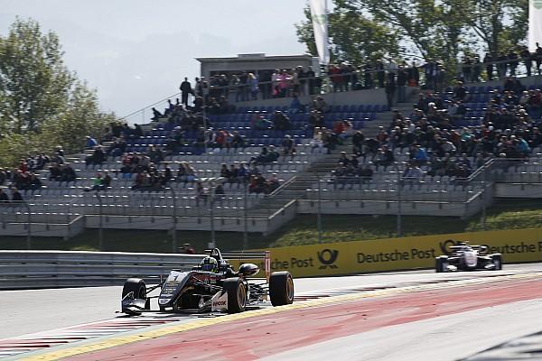 F3-Euro Reporte de la carrera Joel Eriksson gana la segunda carrera de la F3 en Spielberg