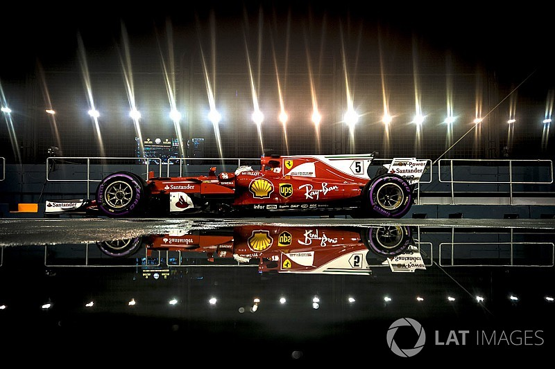 A Ferrari üzenete Szingapúr után