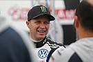 WK Rallycross Gebroken sleutelbeen voor Solberg na crash in Letland