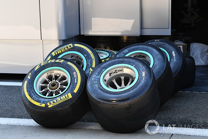 Pirelli says F1 tyre war would damage competition