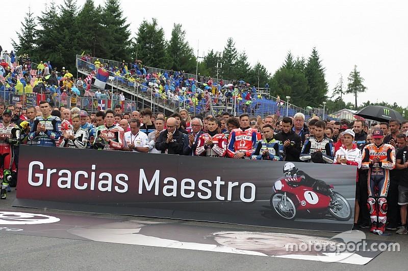 El homenaje popular a Ángel Nieto será el 16 de septiembre en Madrid