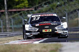 DTM Qualifiche René Rast in pole per Gara 2 davanti un Wittmann spettacolare