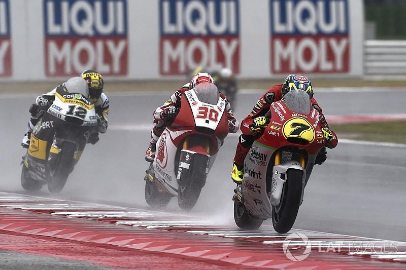 Pluie et malchance mettent KO le Forward Racing à Misano!