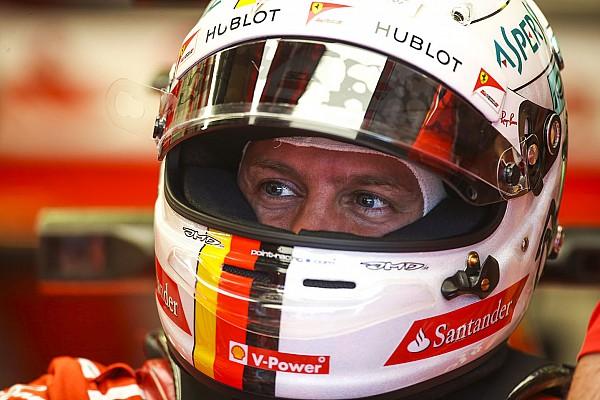"Fórmula 1 Vettel enaltece boa fase da Ferrari: ""Estaremos na briga"""