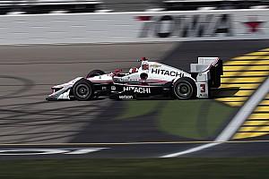 IndyCar Résumé de course Course - Castroneves remporte sa première course en trois ans!